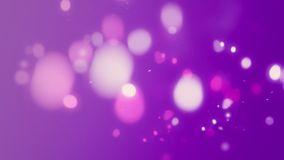 Blur purple bokeh on violet toned background. Bokeh asbract backround for Merry Christmas and Happy New Year stock photos