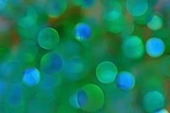 Bokeh azul foto de archivo libre de regalías