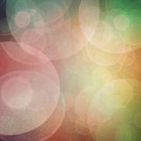 Bokeh background. Purple, green, blue and pink  pastel colorful background. bokeh  blurred lights background Stock Image