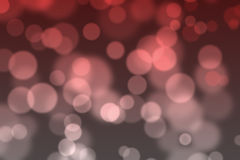 Bokeh Background. Red bokeh pattern as a background Royalty Free Stock Photo