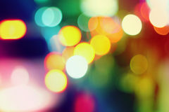 Bokeh background a Stock Image