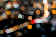 Bokeh background. Abstract Colorful circular bokeh background Royalty Free Stock Image
