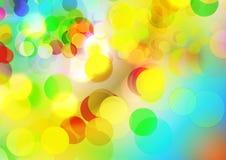 Bokeh background. Abstract Background. Bokeh abstract background. colorful Background design vector illustration