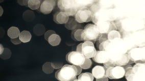 Bokeh background abstract design light stock video