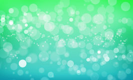 Bokeh background Stock Image