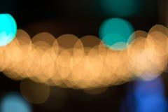 Bokeh background. Abstract bokeh background, light, defocused Stock Photo