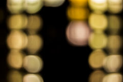Bokeh background - abstract windows Royalty Free Stock Photo