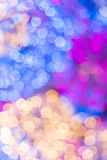 Bokeh background bokeh Royalty Free Stock Photo