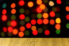 Bokeh background. Bright Christmas New year lights, for design, layout and creativity. Fun celebrating important events, give. Loved ones and dear people gifts royalty free stock images