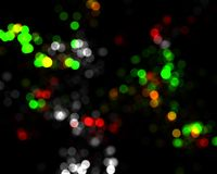 Bokeh Background royalty free illustration