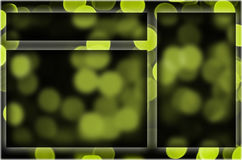 Bokeh background image with specific copy space Royalty Free Stock Photo