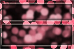 Bokeh background image with specific copy space Stock Photos