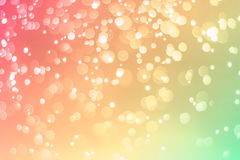 Bokeh background pastel color Stock Photos