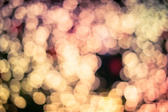 Bokeh background texture vintage style Stock Photo