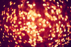 Bokeh background vintage. Royalty Free Stock Photography