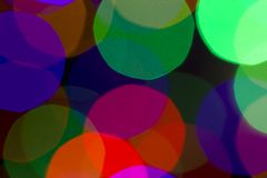 Bokeh beleuchten abstrakten Hintergrund der Weinlese, bokeh Licht, bokeh Rückseite Lizenzfreie Stockbilder