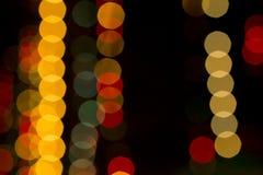 Bokeh beleuchten abstrakten Hintergrund der Weinlese, bokeh Licht, bokeh Rückseite Stockfoto