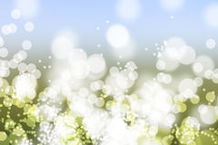 Bokeh beleuchtet Hintergrund vektor abbildung