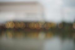 Bokeh beleuchtet Hintergrund Lizenzfreie Stockbilder
