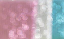 Bokeh blur backgroung Stock Photography