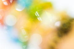 Bokeh blur. Royalty Free Stock Image