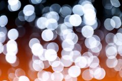 Bokeh blurred abstract colorful background, defocused light. Bokeh blurred abstract colorful background, defocused blurry play of light royalty free stock photography