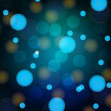Bokeh, blurred background Royalty Free Stock Photo