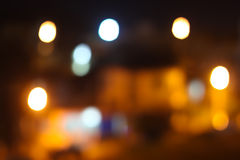 Bokeh blurred out of focus background Stock Photos