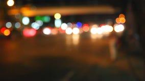 Bokeh blurred Stock Images