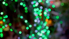 Bokeh blurred Stock Image