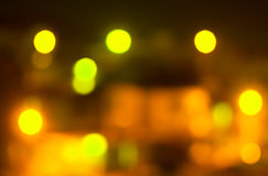 Bokeh blurred out of focus background Stock Photography
