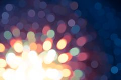 Bokeh blurry background. Light bokeh blurry background abstract stock photos