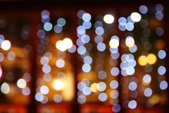Bokeh. Background light is very beautiful royalty free stock photo