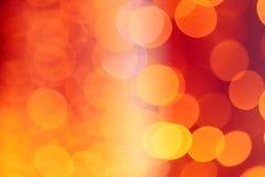 Bokeh brillante de la Navidad Imágenes de archivo libres de regalías