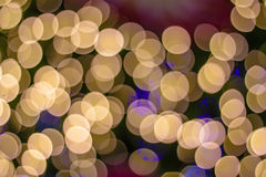 Bokeh claro abstrato background_05 Imagem de Stock Royalty Free
