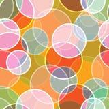 Bokeh coloré sans couture lumineux Photographie stock libre de droits