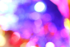 Bokeh color background Stock Images