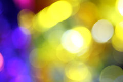 Bokeh color background Royalty Free Stock Photography
