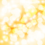 Bokeh color background Royalty Free Stock Image