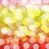 Bokeh color background Stock Photo
