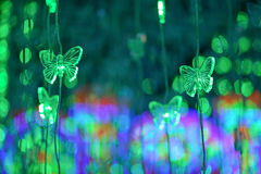 Bokeh color full Royalty Free Stock Photography