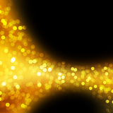 Bokeh Colorful elegant on abstract background royalty free illustration