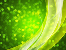 Bokeh    Colorful elegant on abstract background Stock Image