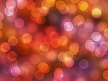 Bokeh   Colorful elegant on abstract background Stock Photography