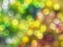 Bokeh   Colorful elegant on abstract background Stock Photo