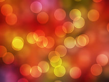 Bokeh Colorful elegant on abstract background stock illustration