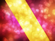Bokeh   Colorful elegant on abstract background. Bokeh  Colorful elegant on abstract background Stock Photos