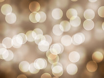 Bokeh   Colorful elegant on abstract background Royalty Free Stock Photography
