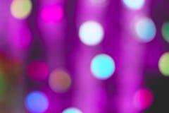 Bokeh colorido da luz Imagens de Stock