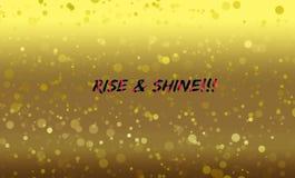 Bokeh confetti background. Vibrant glittering design.confetti falling for party themes. Bright colored background with Pink Bokeh confetti lights. Dark theme royalty free stock photo